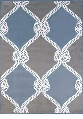United Weavers 595-41960 Cordage Blue