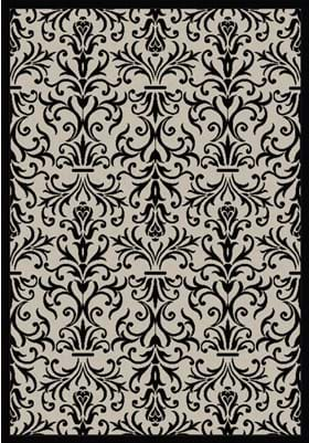 Dynamic Rugs 2742 3901 Sand Black