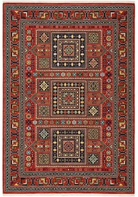 Oriental Weavers 2C Red