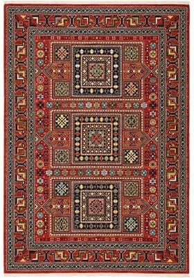 Oriental Weavers 2C Red