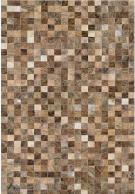 Couristan 3268 Pixels 9017 Brown