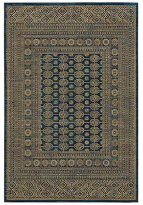 Oriental Weavers 602k Blue