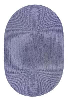 Rhody Rug S-028 Blue Marina