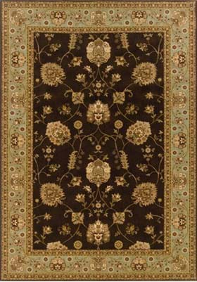 Oriental Weavers 711V5 Brown