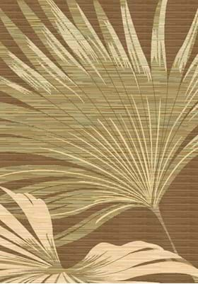 Rugs America 8863A Palm Frond