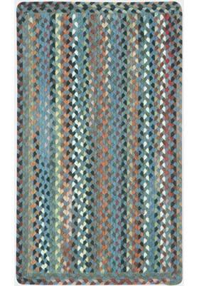 Capel St Johnsbury MediumBlue VerticalStripeRecta