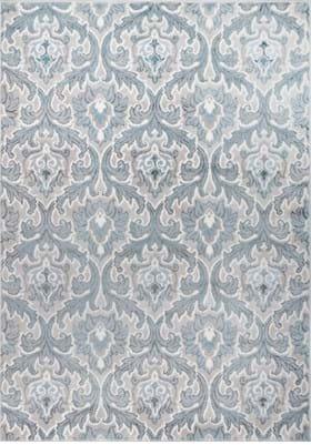 Home Dynamix 6536 Cream Blue