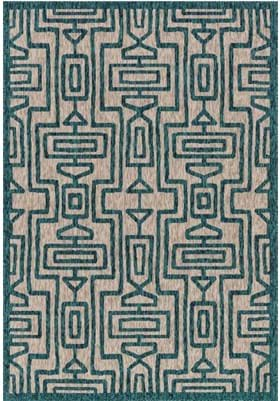 Loloi Rugs NP-09 Grey Teal