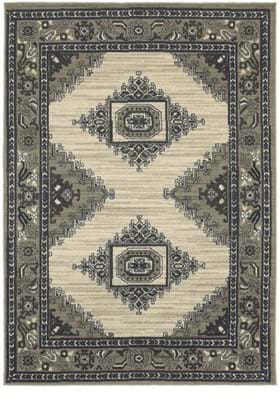 Oriental Weavers 6658B Beige Grey