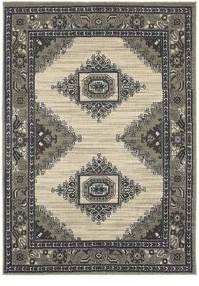 Oriental Weavers 6658B Beige Grey