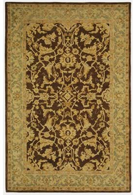 Safavieh AN545B Brown Tan