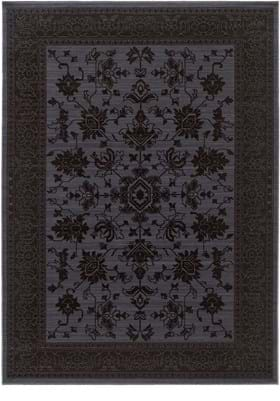 Oriental Weavers 597E07 Grey