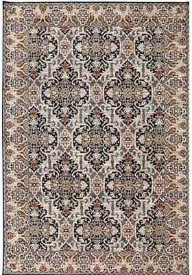 Karastan Han 90667 Sapphire 50130