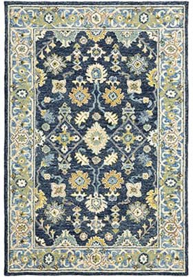 Oriental Weavers 28405 Blue
