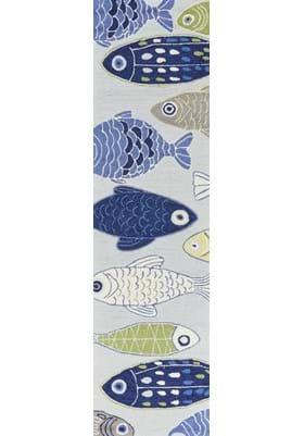 KAS Sea Of Fish 2010 Light Blue