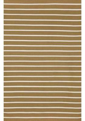 Trans Ocean Pinstripe 630526 Khaki