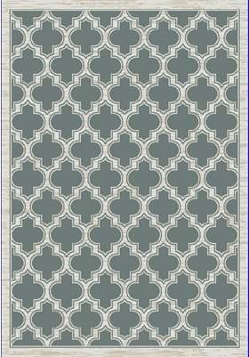 Dynamic Rugs 2816 510 Blue Ivory