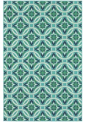 Oriental Weavers 5868L Blue