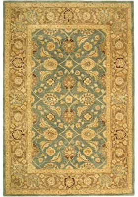 Safavieh AN549B Blue Brown