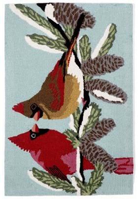 Trans Ocean Cardinals 153803 Sky