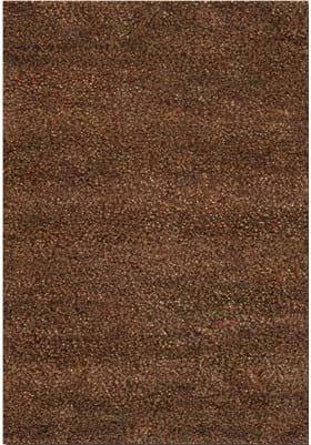 Couristan 5518 5075 Copper Rust