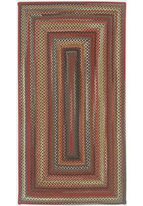 Capel Portland Brown Concentric Rectangle