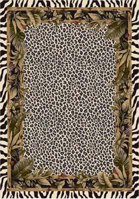 Milliken Jungle Safari 4559 Snow Leopard 13002