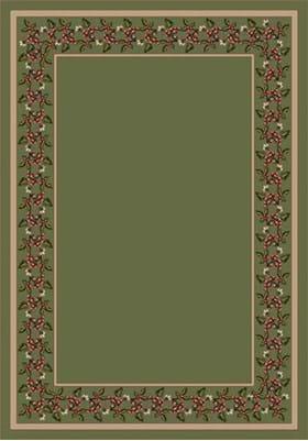 Milliken Wildberry 8483 Moss 6306