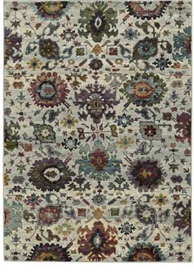 Oriental Weavers 7129A Multi