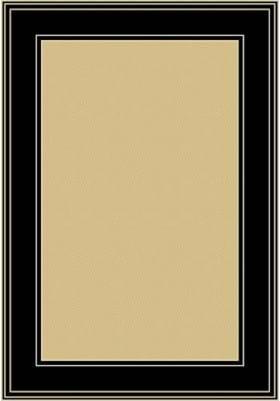 Central Oriental Classic Border 2068 Black