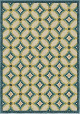 Orian Rugs Tezza 2354 Multi