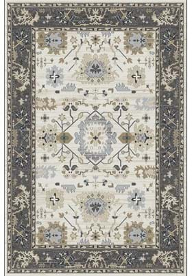 Dynamic Rugs 8531 190 Ivory Grey