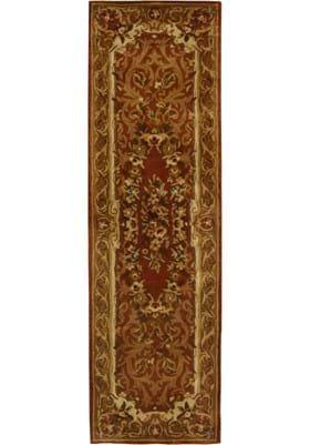 Safavieh CL223B Rust Gold