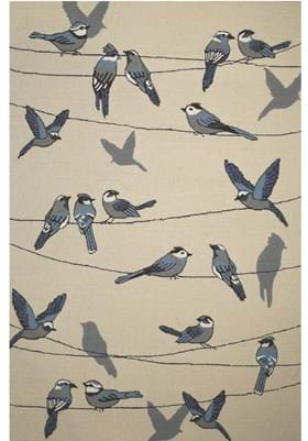 KAS Birds On A Wire 4221 Ivory