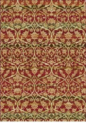 Dynamic Rugs 89484 1262 Red Multi