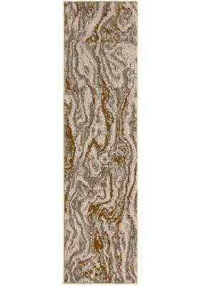 Karastan 90966 Alluvium Brushed Gold