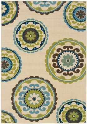 Oriental Weavers 859J6 Ivory