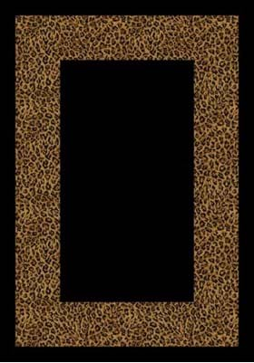 Milliken Wasabu 8353 Golden Leopard 4306
