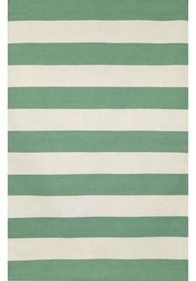 Trans Ocean Rugby Stripe 630204 Aqua
