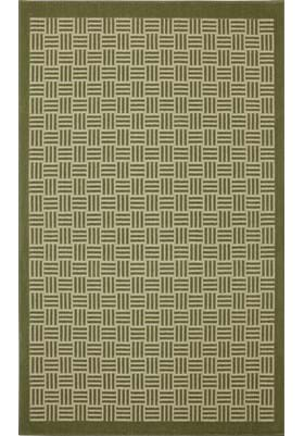 American Rug Craftsmen Checkered Past 6986 Lizard Almond Buff 16676