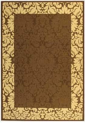 Safavieh CY2727 3409 Chocolate Natural