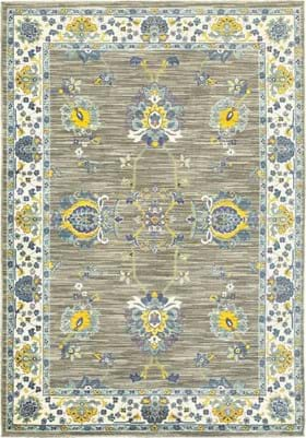 Oriental Weavers 503D Grey Yellow