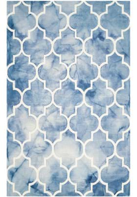 Safavieh DDY535K Blue Ivory