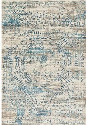 Loloi Rugs KT-05 Ivory Blue