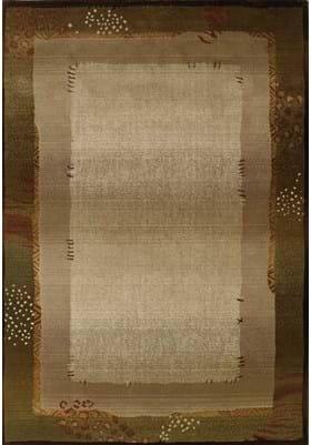 Oriental Weavers 112G1 Green Beige