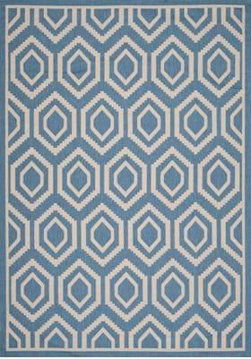 Safavieh CY6902-243 Blue Beige
