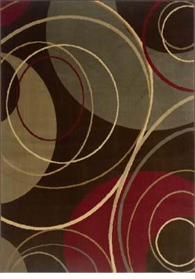 Oriental Weavers 662K6 Brown