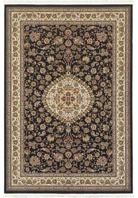 Oriental Weavers 33B Black Ivory