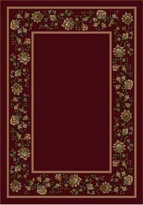 Milliken Khorrasan 8541 Cranberry 10806