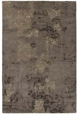 Chandra RUP-39625 Taupe Brown Beige